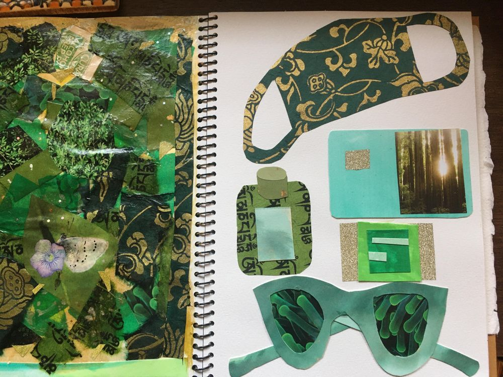 My Covid-19 Purse - image 1 - student project