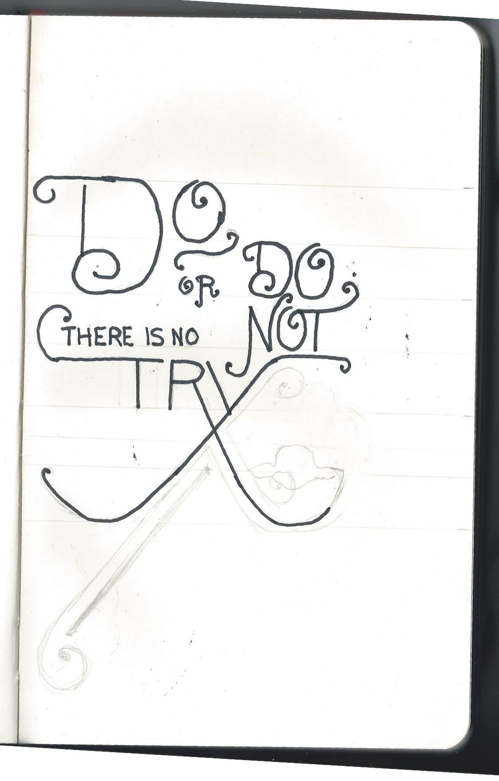 Do or do not, there is no try. - image 11 - student project