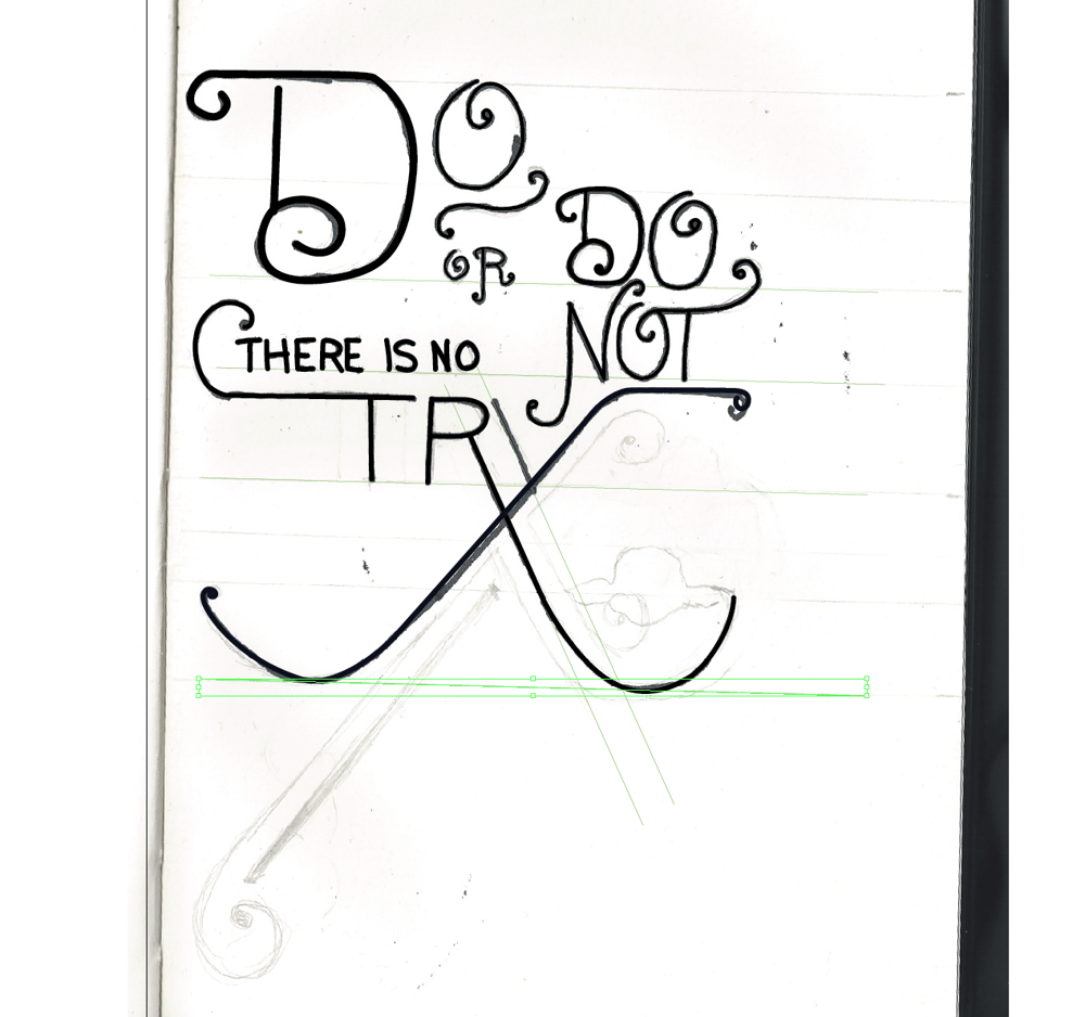 Do or do not, there is no try. - image 4 - student project