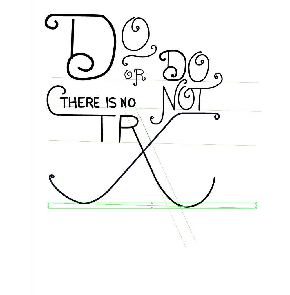 Do or do not, there is no try. - image 5 - student project