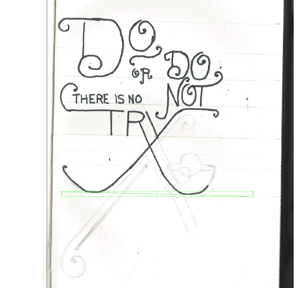 Do or do not, there is no try. - image 3 - student project