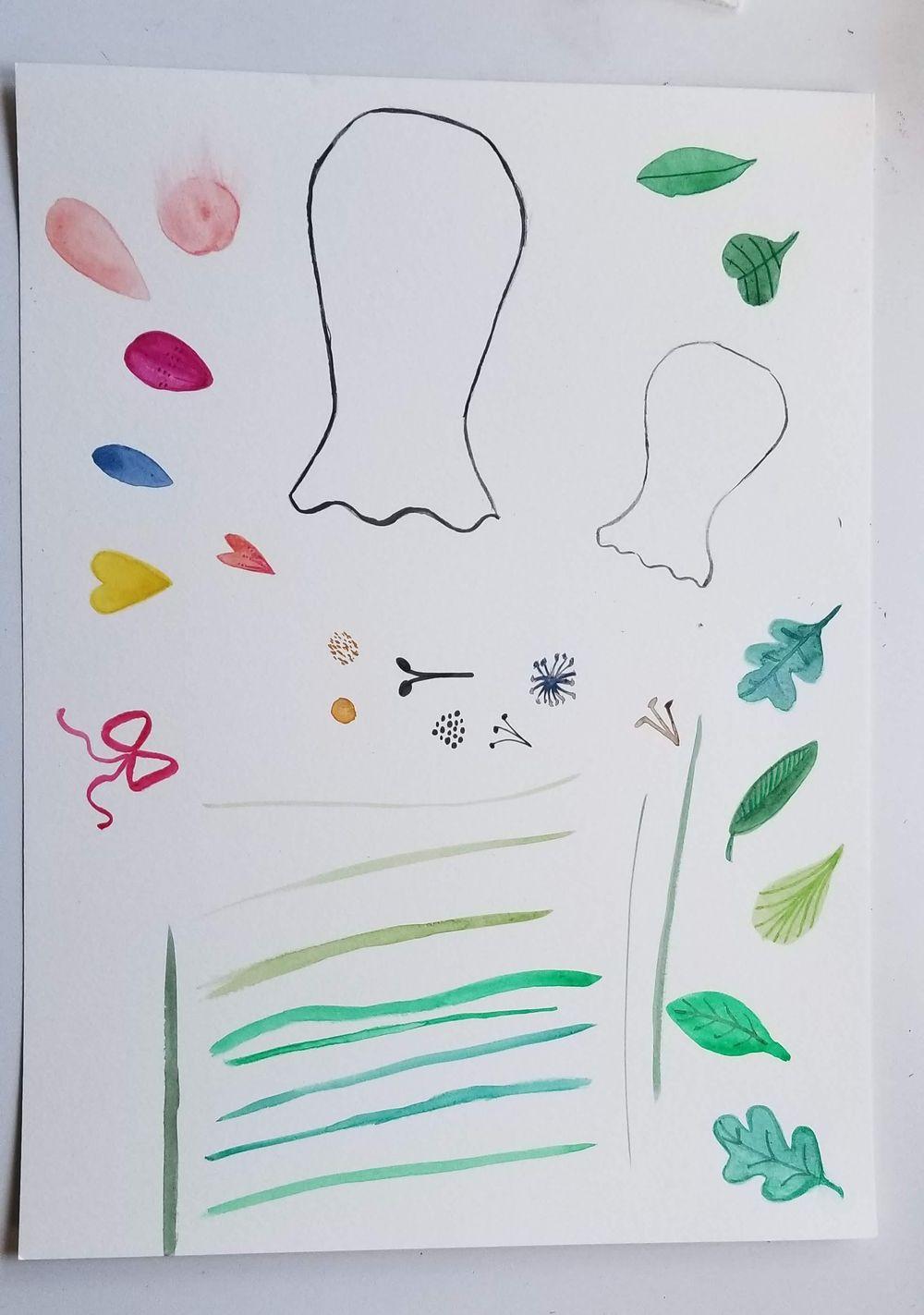 Botancial Photoshop Scene - image 2 - student project