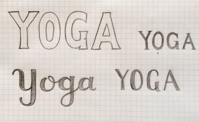 12 Months of Yoga Goodness - image 3 - student project
