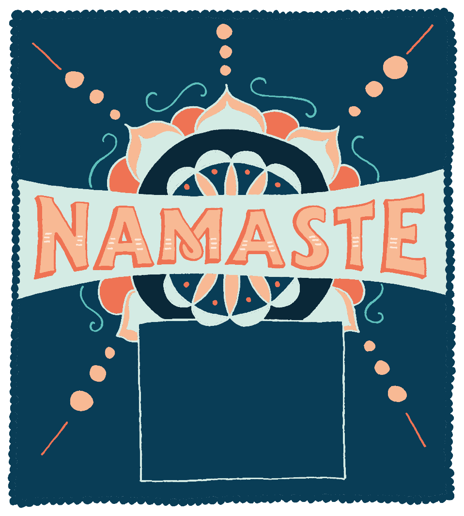 12 Months of Yoga Goodness - image 15 - student project