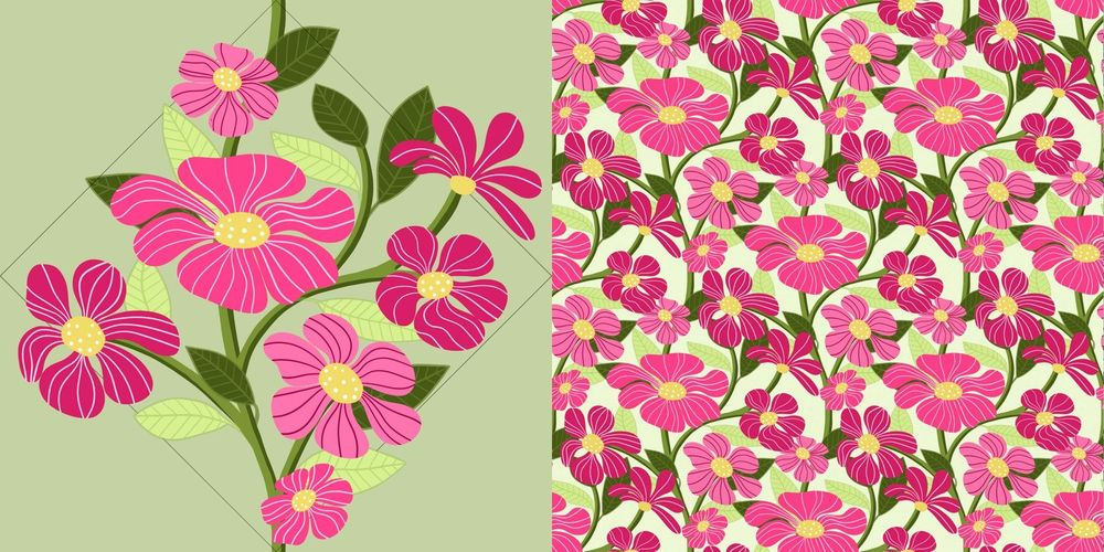 Pattern - image 5 - student project