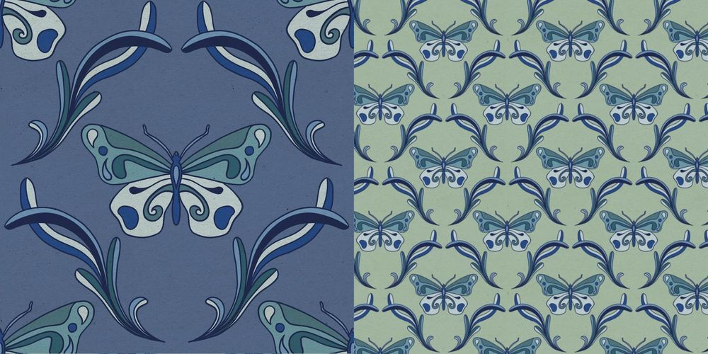 Pattern - image 2 - student project
