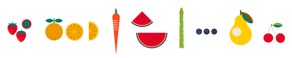 Fruit & Vegetables - image 1 - student project
