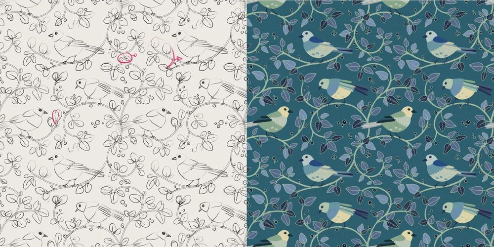 Pattern - image 4 - student project