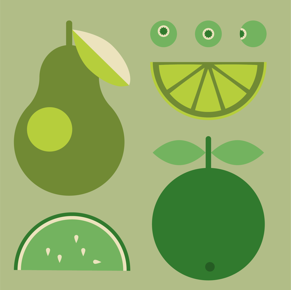 Fruit & Vegetables - image 3 - student project