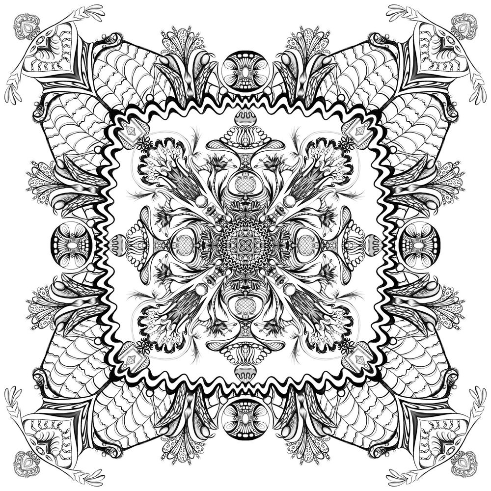 Fun with symmetry - image 2 - student project