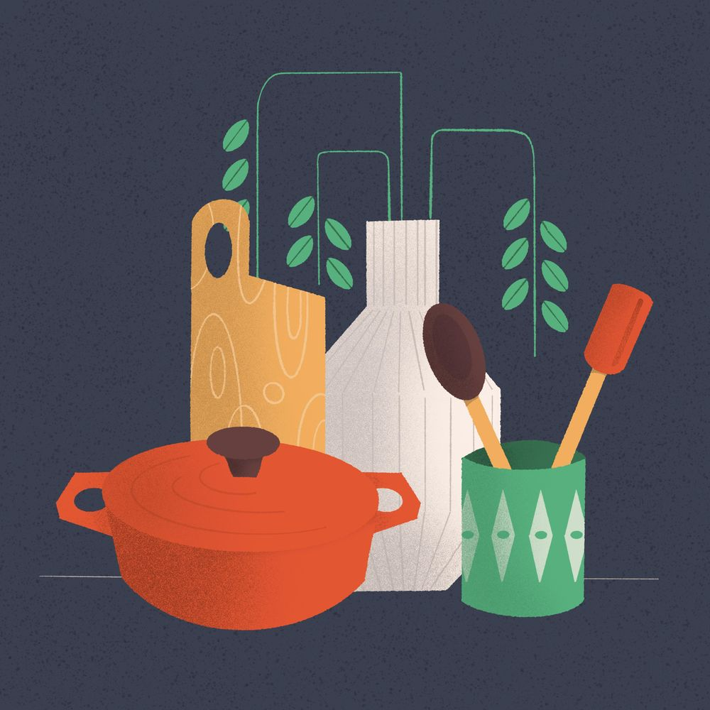 My favorite kitchen items - image 1 - student project