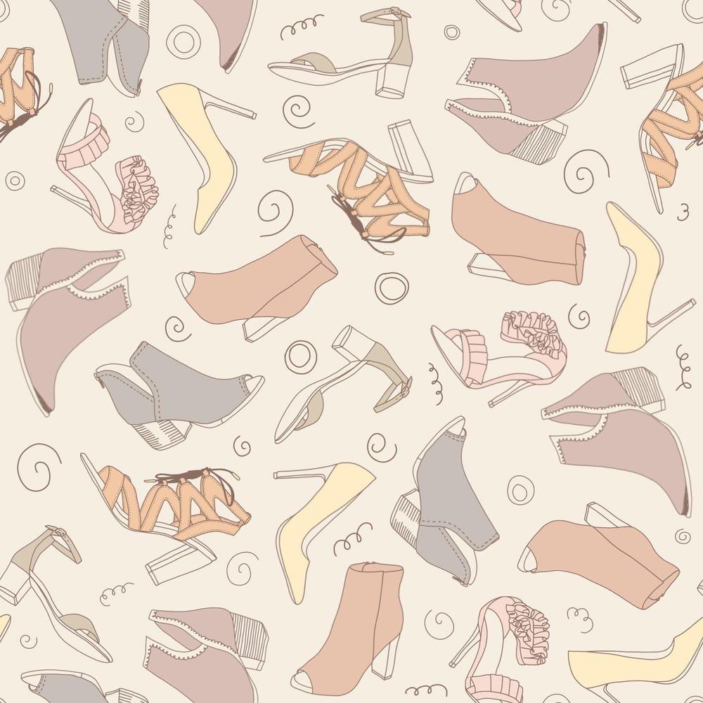 Shoe pattern - image 2 - student project
