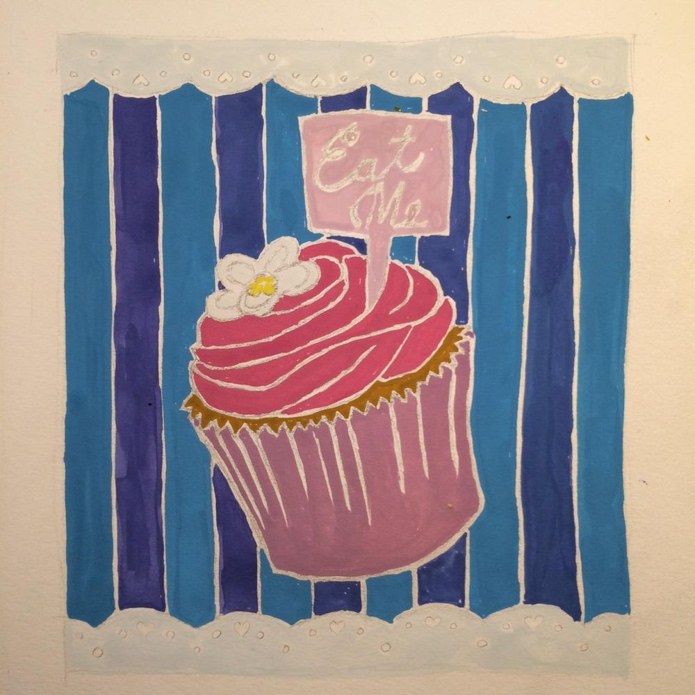 Resist the Cupcake - image 1 - student project