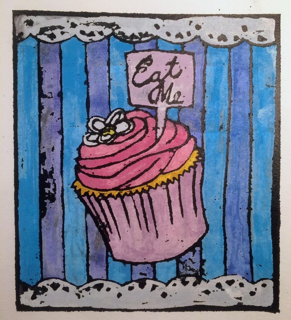 Resist the Cupcake - image 3 - student project