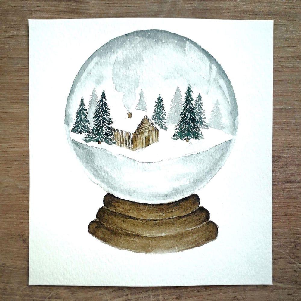 Snowglobe - image 1 - student project