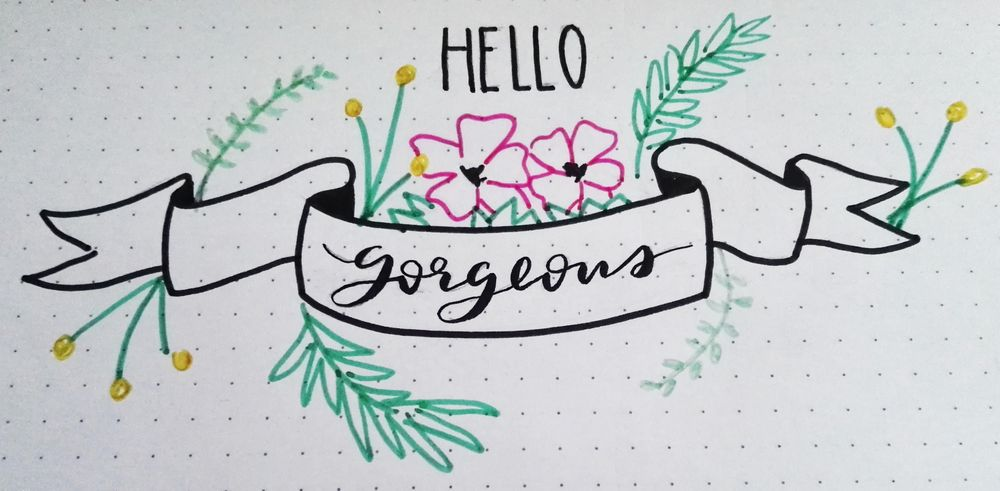 Hello gorgeous - image 1 - student project
