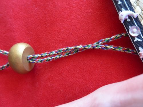 I needed a new cord for my summer hat - image 1 - student project