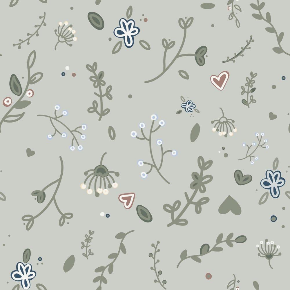 Farmhouse Floral Doodles - image 1 - student project