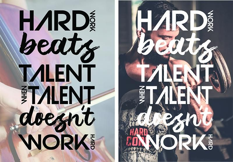 Quote Design - image 1 - student project