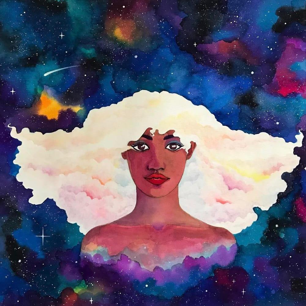 Sunrise Galaxy - image 1 - student project