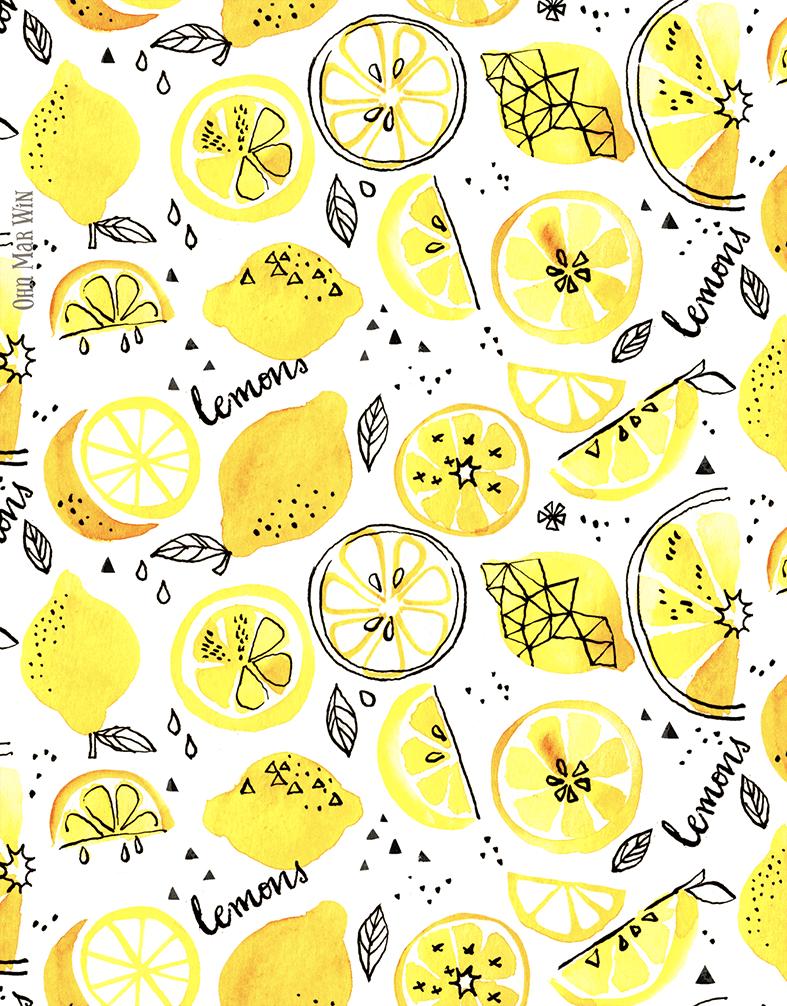 Zesty Lemons - image 1 - student project