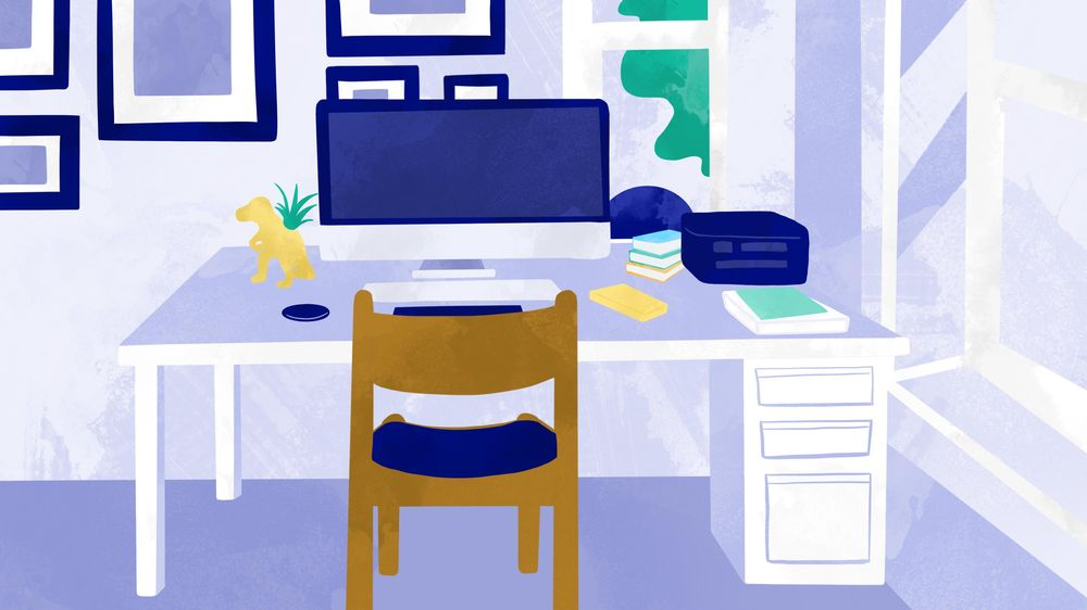 My Desk - image 1 - student project