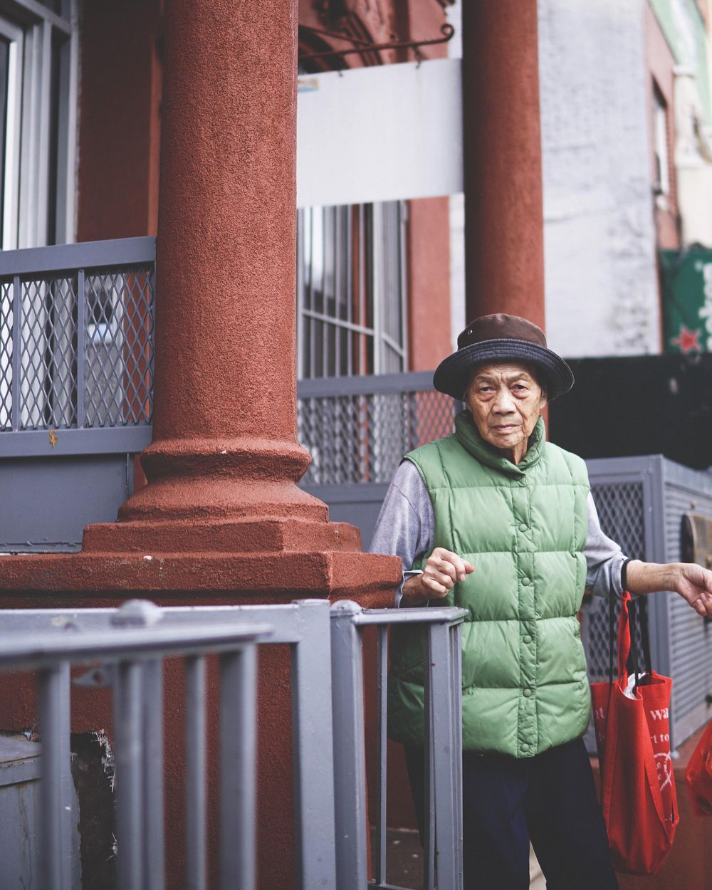 A Stroll in Chinatown - image 1 - student project