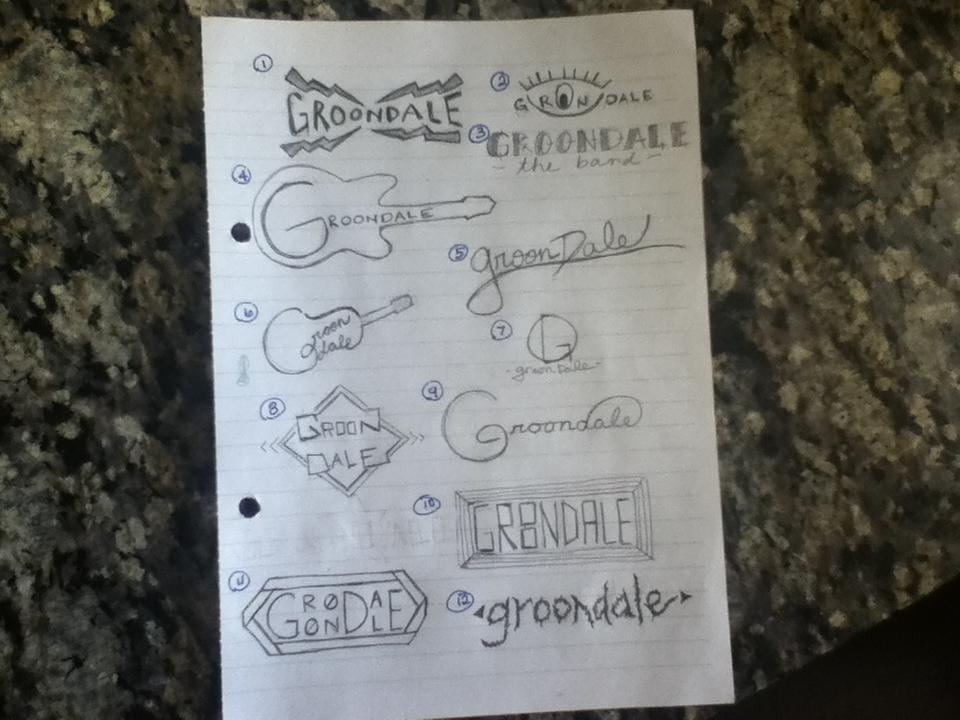 Band Logo - image 1 - student project