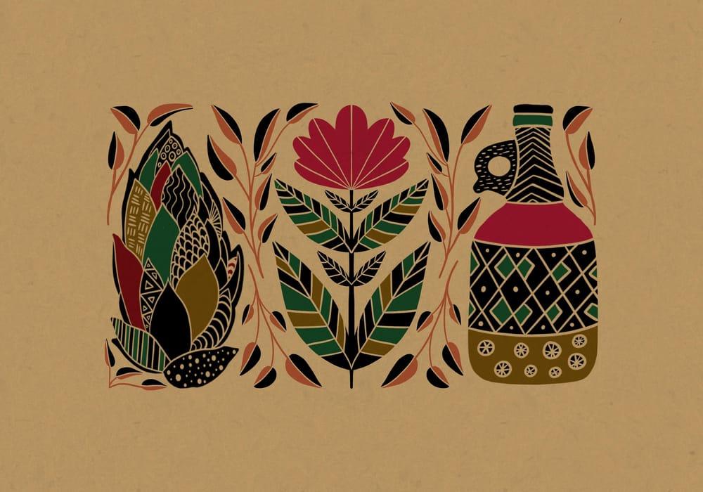 Folk Art - image 1 - student project