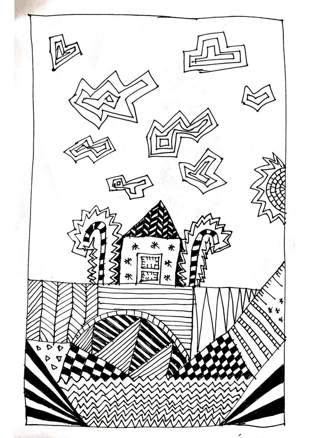 My doodles - image 3 - student project