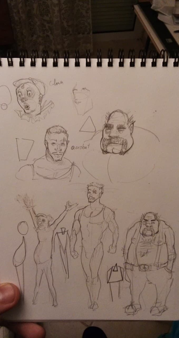 characters - image 1 - student project