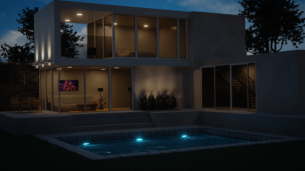 My own house attempt - image 1 - student project