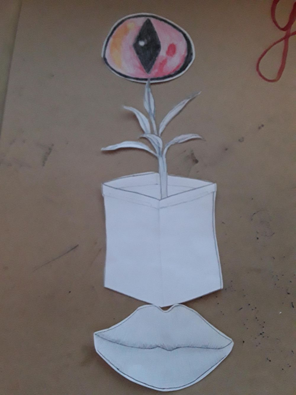 Becoming creative - image 14 - student project