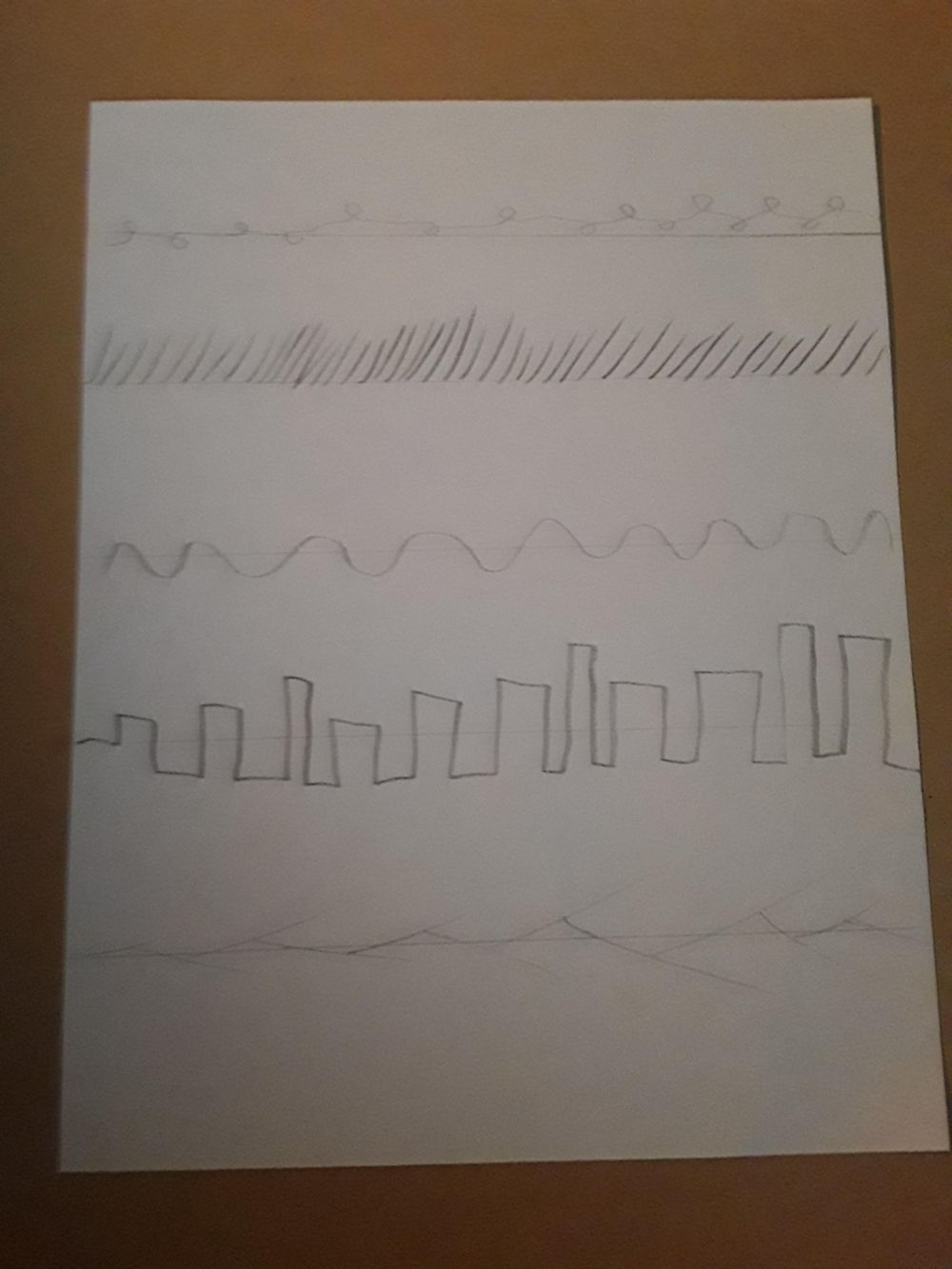 dynamic mark making - image 2 - student project