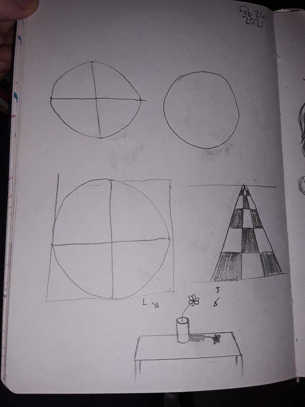 pencil drawing- basics - image 2 - student project