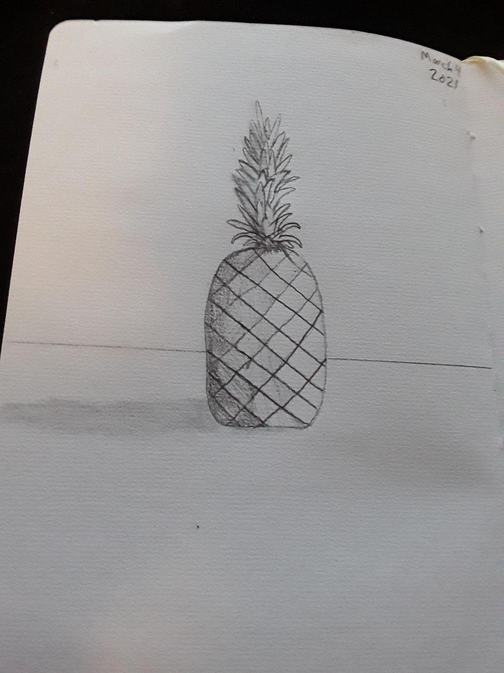 pencil drawing- basics - image 8 - student project