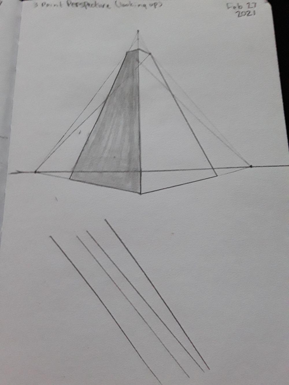 pencil drawing- basics - image 5 - student project