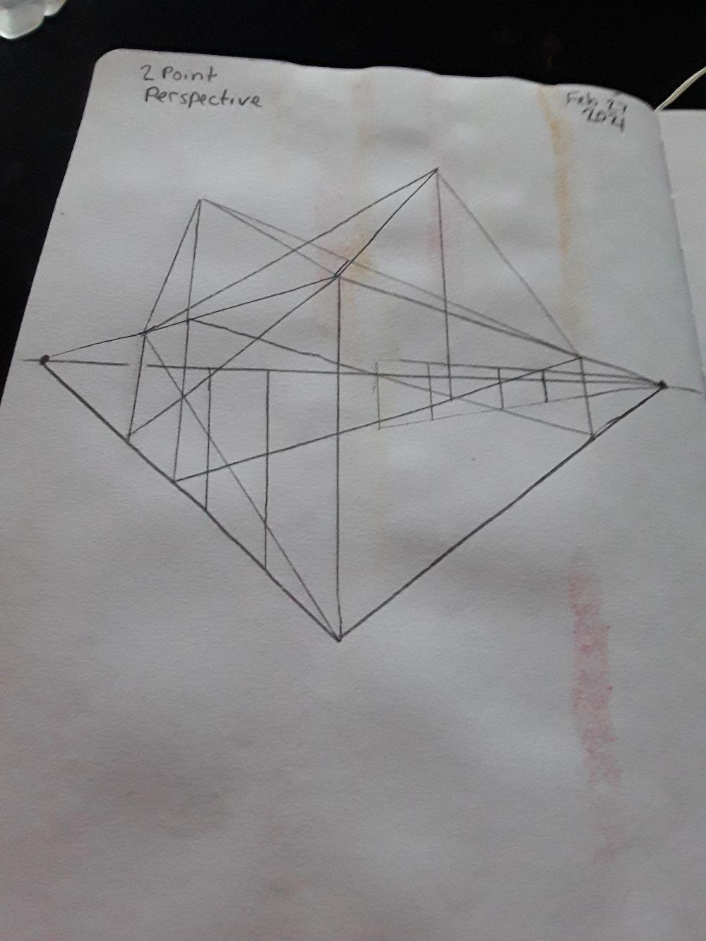 pencil drawing- basics - image 4 - student project