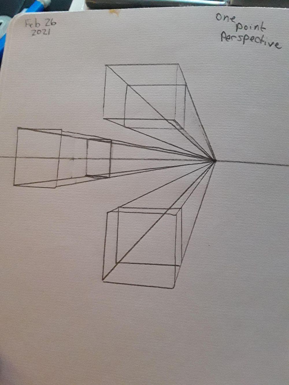 pencil drawing- basics - image 3 - student project