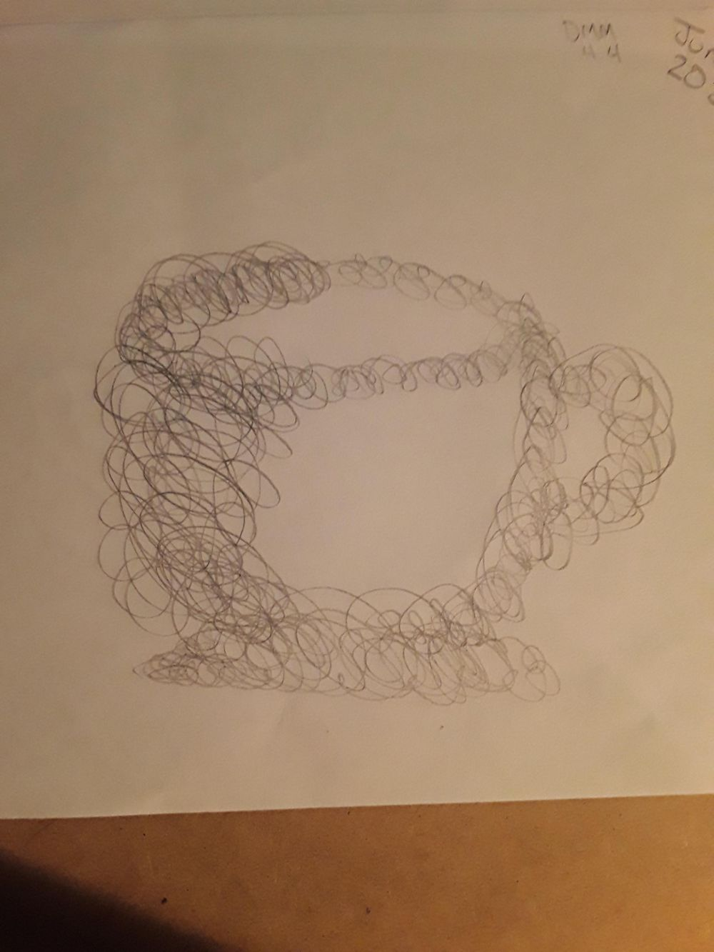dynamic mark making - image 11 - student project