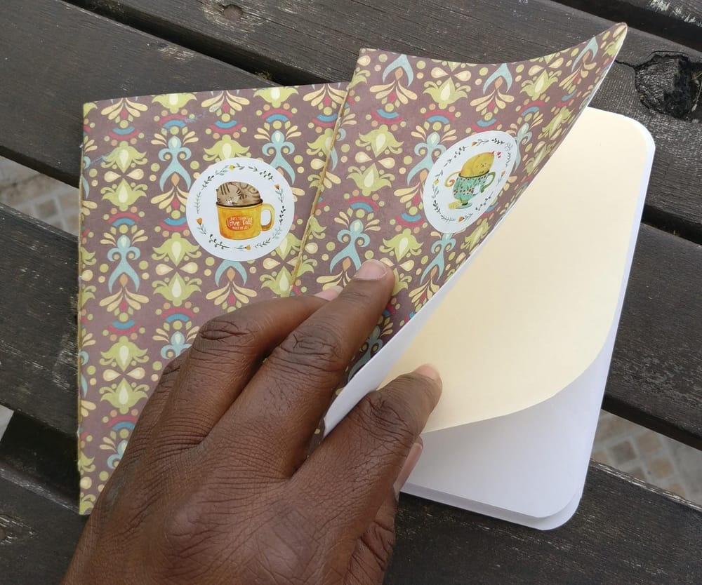 Hitch Stitch Pocket Books - image 2 - student project