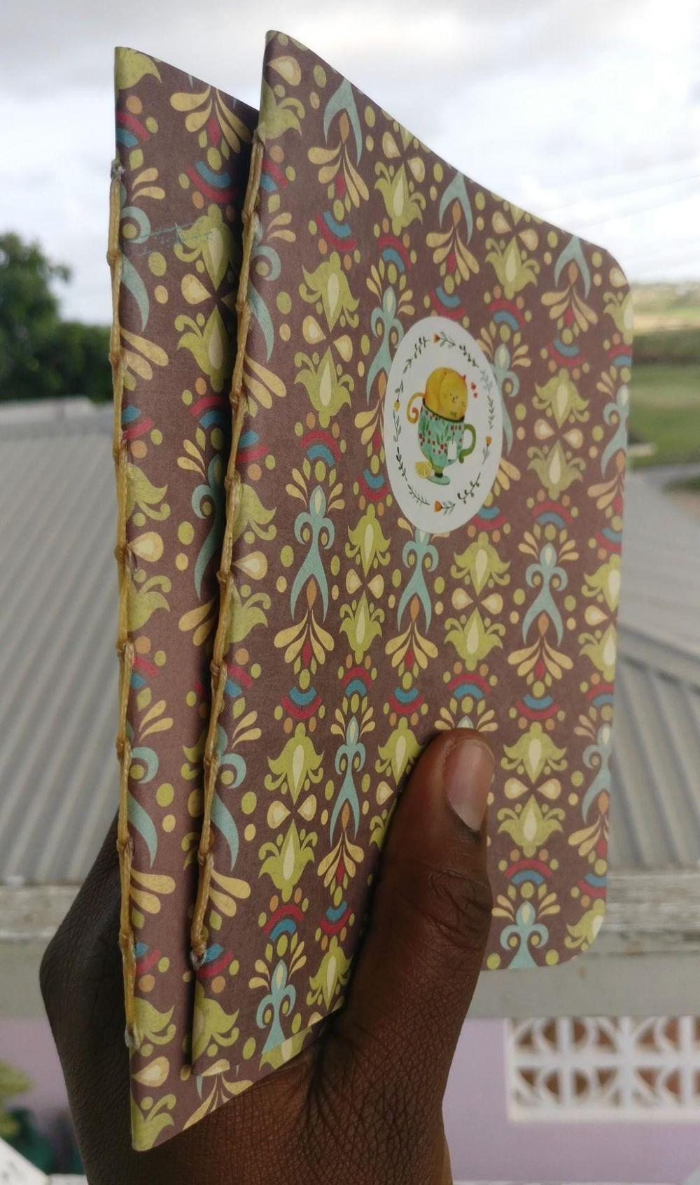 Hitch Stitch Pocket Books - image 1 - student project