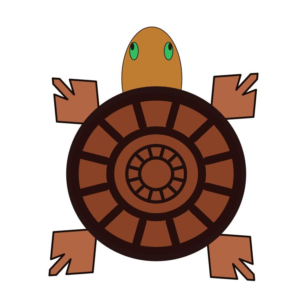 Turtle - image 1 - student project