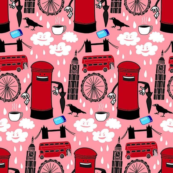 London souvenir - image 1 - student project