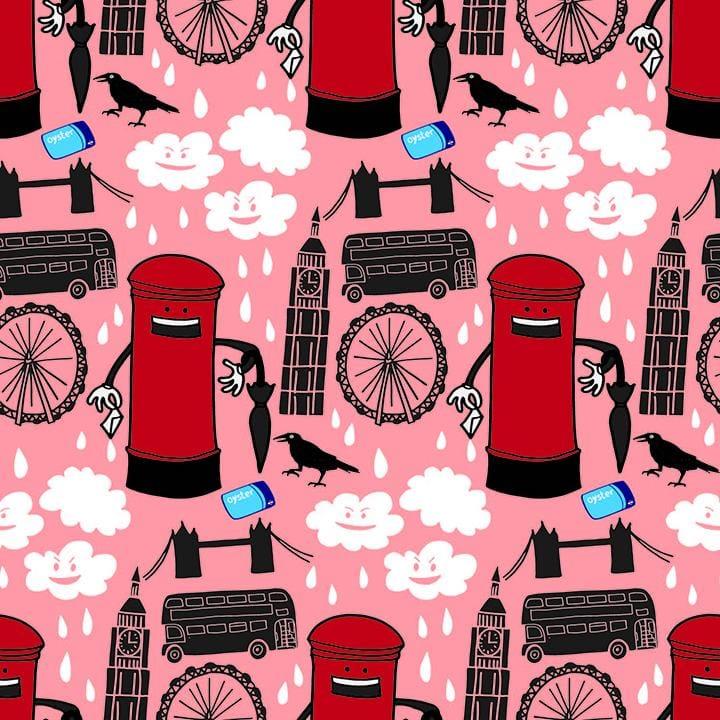 London souvenir - image 2 - student project