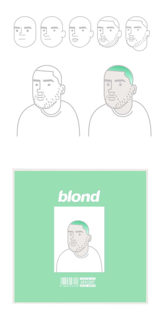 blonde - image 1 - student project