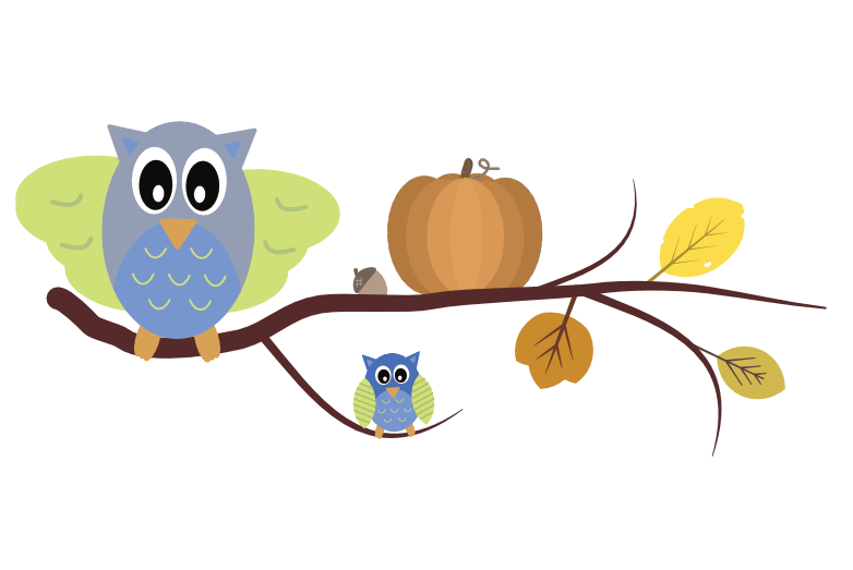 Fall Clipart Project - image 1 - student project