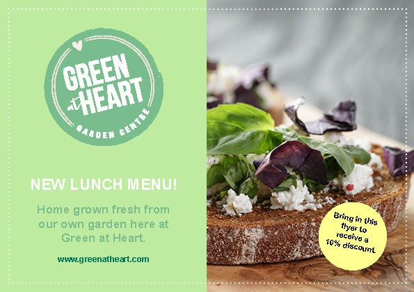 Green At Heart InDesign Project - image 1 - student project