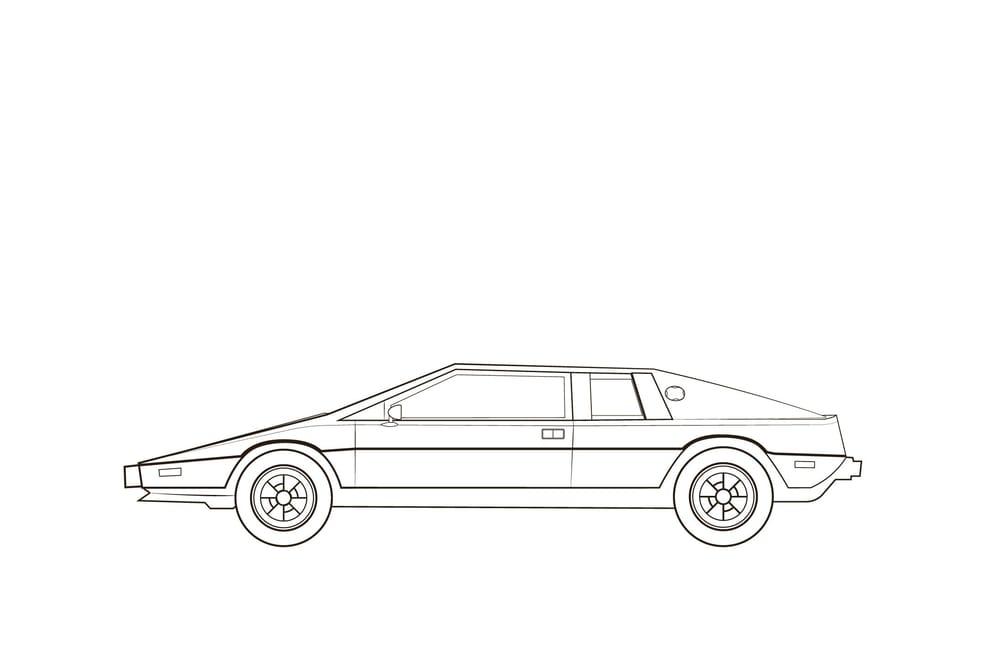 Lotus Esprit 82 - image 1 - student project
