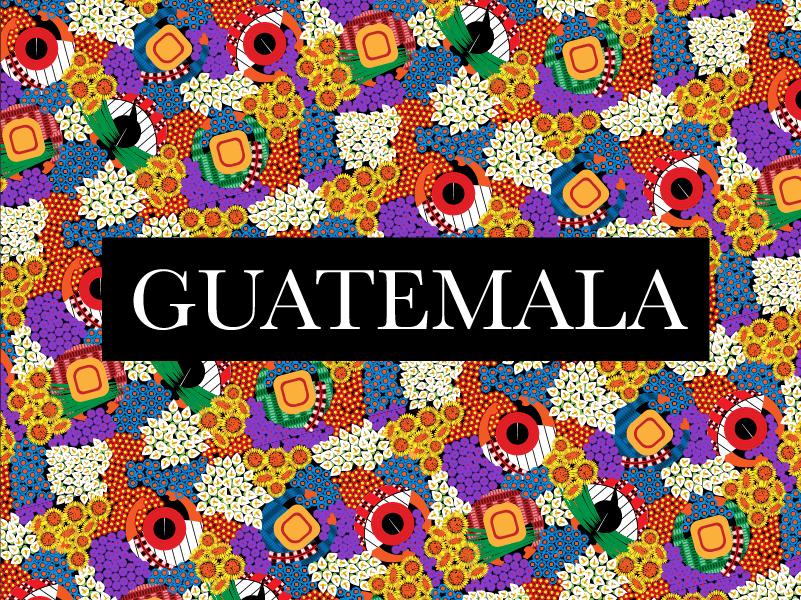 Guatemalan pattern - image 1 - student project